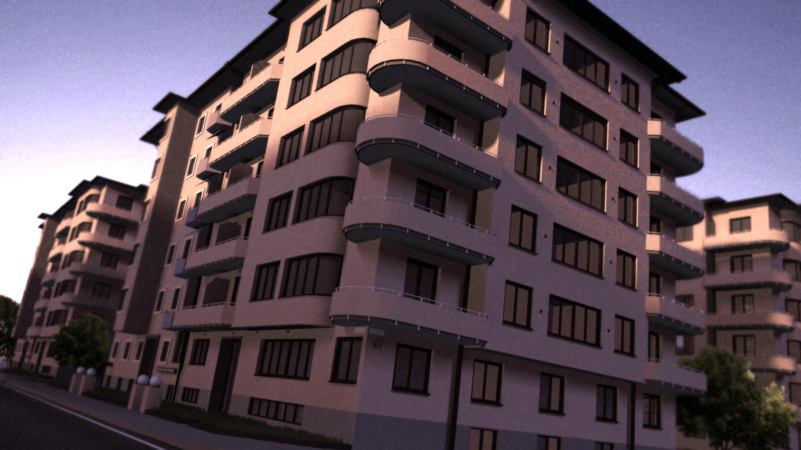 Nice Apartment In A New Building 51084 One Bedroom